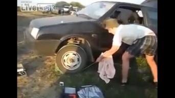 Automobilio užvedimas