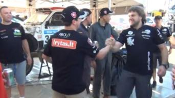 Naujieji metai Dakaro ralyje