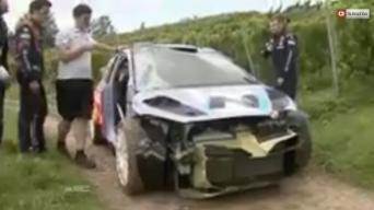 Avarija WRC