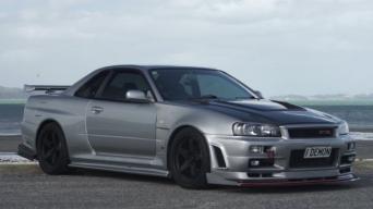 Nissan GT-R Skyline