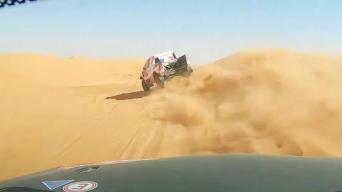 Dakaro ralis 2020/Stop kadras iš video