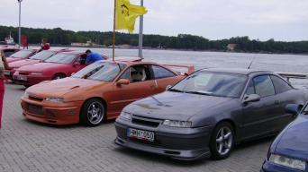 Opel Calibra renginys/98.lt nuotrauka