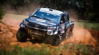 Toyota Hilux/Edgaro Buiko nuotrauka