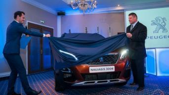 Peugeot 3008 pristatymas/Vytauto Pilkausko nuotrauka