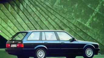 """Kaip gimė pirmasis """"BMW 3-Series"""" universalas"""