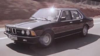 Pirmos kartos BMW 7-Series