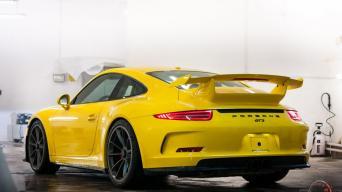 Porsche 911 GT3/Vytauto Pilkausko nuotrauka