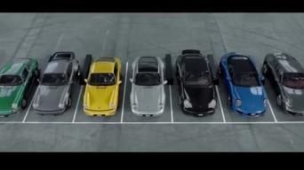 Porsche 911 jubiliejus