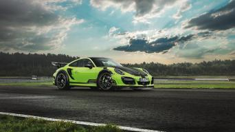 Porsche 911 Turbo GTstreet R TechArt