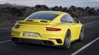Porsche 911 Turbo S/Gamintojo nuotrauka