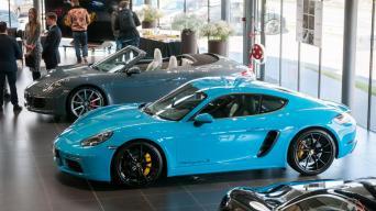 Porsche Exclusive/Vytauto Pilkausko nuotrauka