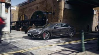 Antros kartos Porsche Panamera