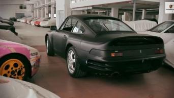 Porsche 911 V8