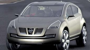 Nissan Qashqai konecptas