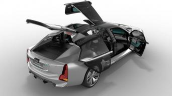 Qoros K EV Concept