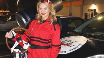 Racing Ladies