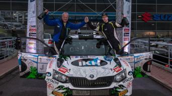 Rally Latvija/Raimonds Volonts nuotrauka