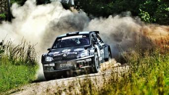 Rally Latvija 2017/Jurgos Anusauskienės nuotrauka