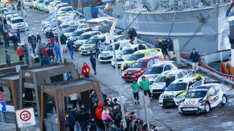 Latvijos ralio čempionatas 2013: Rally Liepaja-Ventspils