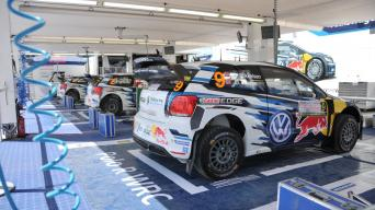 Lotos 72nd Rally Poland 2015 WRC
