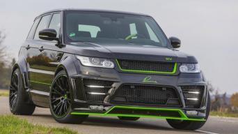 Range Rover Sport Lumma-Design/Gamintojo nuotrauka
