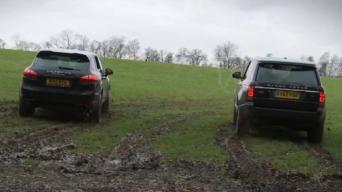 Range Rover vs Porsche Cayenne