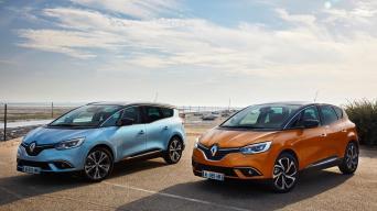Renault Scenic ir Grand Scenic