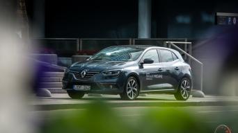 Renault Megane/Vytauto Pilkausko nuotrauka