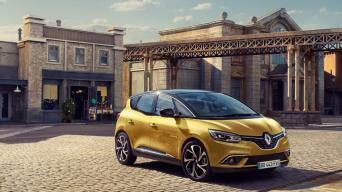 Renault Scenic/Gamintojo nuotrauka