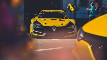 Renault Sport Days/Vytauto Pilkausko nuotrauka