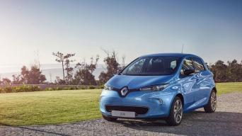 Elektromobilis Renault Zoe