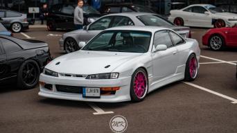 Nissan Silvia S14/MK Studio nuotrauka