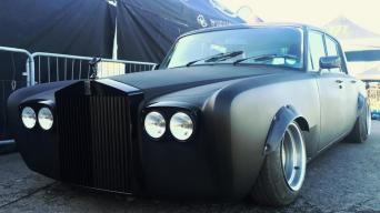 Rolls-Royce Silver Shadow drifto bolidas