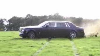 Rolls Royce Phantom - ralio automobilis