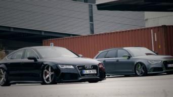 Audi RS6 ir RS7