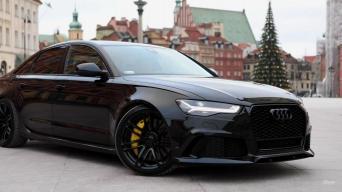 Audi RS6 sedanas