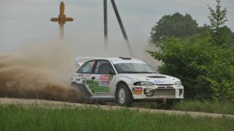 Samsonas Motorsport Rally Utena 2015