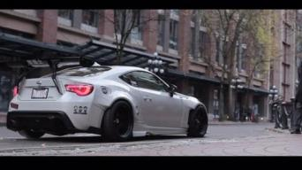 Rocket Bunny Scion FRS