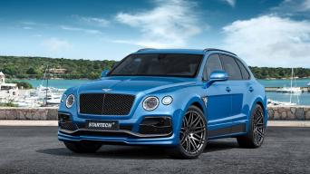 Bentley Bentayga Startech