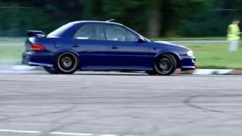 Subaru Impreza M5 V10