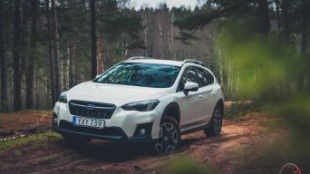 """Antros kartos """"Subaru XV"""""""