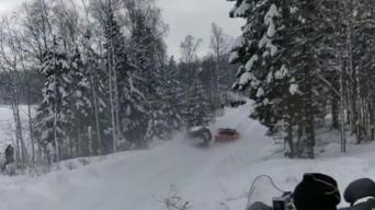 Švedijos ralis 2018