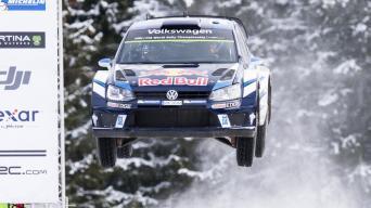 Švedijos ralis 2016/Jaanus Ree-Red Bull Content Pool nuotrauka