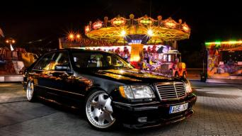 Mercedes-Benz S420 W140/LumaWorks nuotrauka