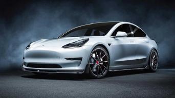 Vorsteiner Tesla Model 3