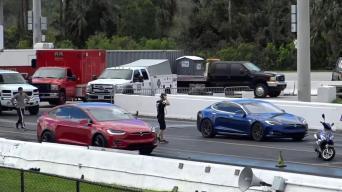 Tesla Model X ir Model S