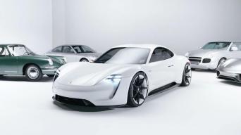 Porsche konceptai