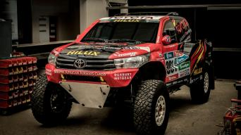 Toyota Hilux Evo