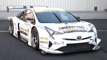 Toyota Prius GT300/Gamintojo nuotrauka
