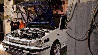 Toyota Starlet Turbo AWD